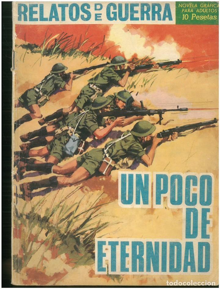 RELATOS DE GUERRA. Nº 122. EDICIONES TORAY. 1962. C-82 (Tebeos y Comics - Toray - Otros)