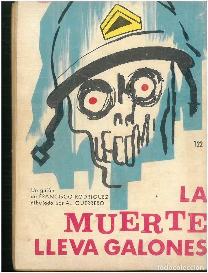 Tebeos: RELATOS DE GUERRA. Nº 122. EDICIONES TORAY. 1962. C-82 - Foto 2 - 288374818