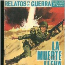 Tebeos: RELATOS DE GUERRA. Nº 123. EDICIONES TORAY. 1962. C-82. Lote 288375613
