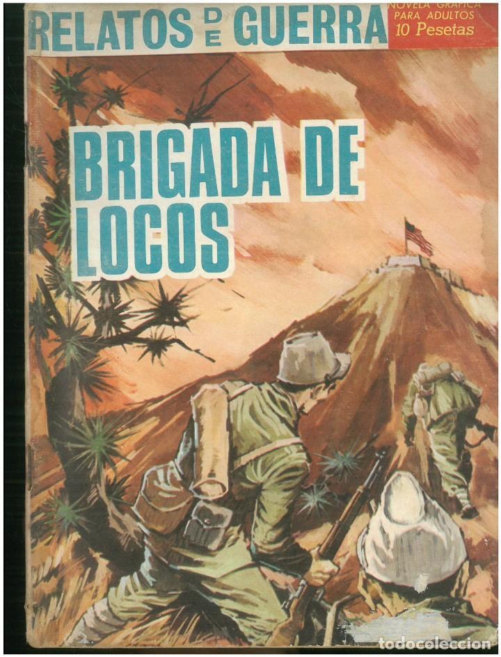 RELATOS DE GUERRA. Nº 130. EDICIONES TORAY. 1962. C-82 (Tebeos y Comics - Toray - Otros)