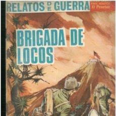 Tebeos: RELATOS DE GUERRA. Nº 130. EDICIONES TORAY. 1962. C-82. Lote 288375928