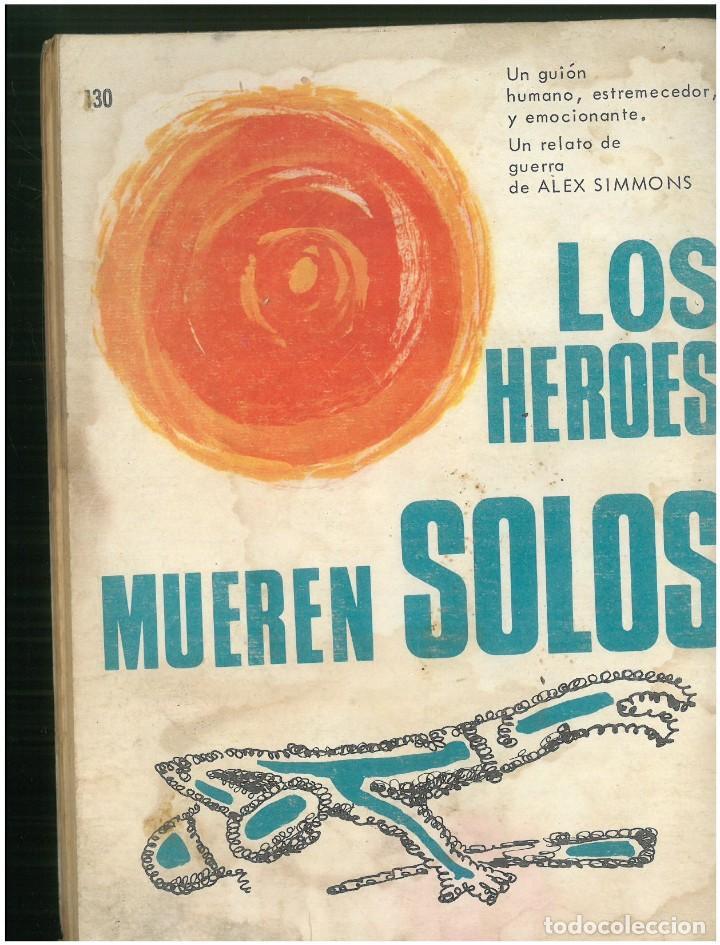Tebeos: RELATOS DE GUERRA. Nº 130. EDICIONES TORAY. 1962. C-82 - Foto 2 - 288375928