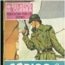 Tebeos: RELATOS DE GUERRA. Nº 141. EDICIONES TORAY. 1962. C-82. Lote 288379888