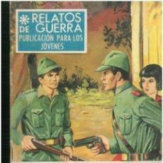 Tebeos: RELATOS DE GUERRA. Nº 156. EDICIONES TORAY. 1962. C-82. Lote 288384658