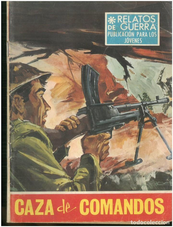 RELATOS DE GUERRA. Nº 162. EDICIONES TORAY. 1962. C-82 (Tebeos y Comics - Toray - Otros)