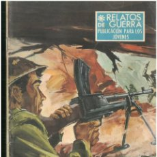 Tebeos: RELATOS DE GUERRA. Nº 162. EDICIONES TORAY. 1962. C-82. Lote 288390223