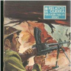 Tebeos: RELATOS DE GUERRA. Nº 162. EDICIONES TORAY. 1962. C-82. Lote 288390358