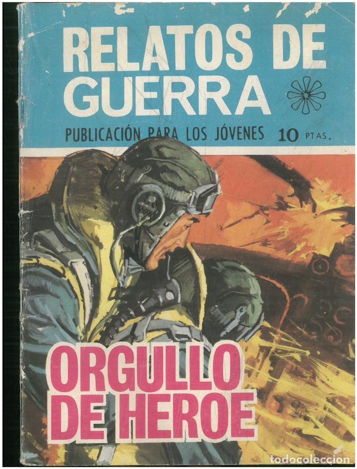 RELATOS DE GUERRA. Nº 189. EDICIONES TORAY. 1962. C-82 (Tebeos y Comics - Toray - Otros)