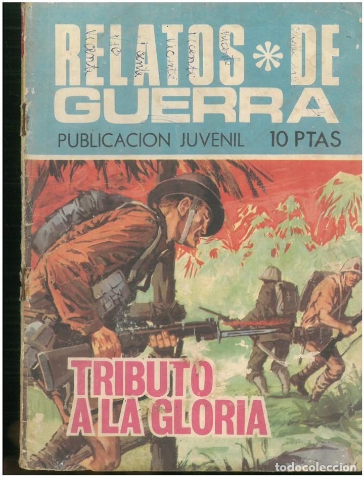 RELATOS DE GUERRA. Nº 184. EDICIONES TORAY. 1962. C-82 (Tebeos y Comics - Toray - Otros)