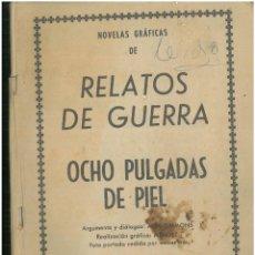 Tebeos: RELATOS DE GUERRA. Nº 11. EDICIONES TORAY. 1962. C-82. Lote 288392058