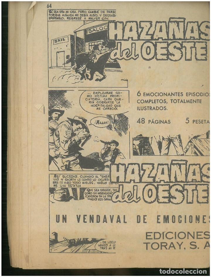 Tebeos: RELATOS DE GUERRA. Nº 11. EDICIONES TORAY. 1962. C-82 - Foto 2 - 288392058