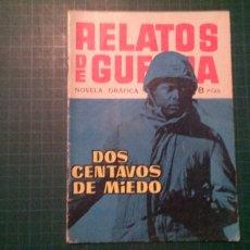 Tebeos: RELATOS DE GUERRA. N°2. TORAY.. Lote 288428583