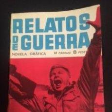 Tebeos: RELATOS DE GUERRA Nº1 VIENTO DE ODIO, EDITORIAL TORAY. Lote 288562408