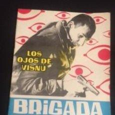 Tebeos: BRIGADA SECRETA Nº1 LOS OJOS DE VISNÚ, EDITORIAL TODAY. Lote 288564543
