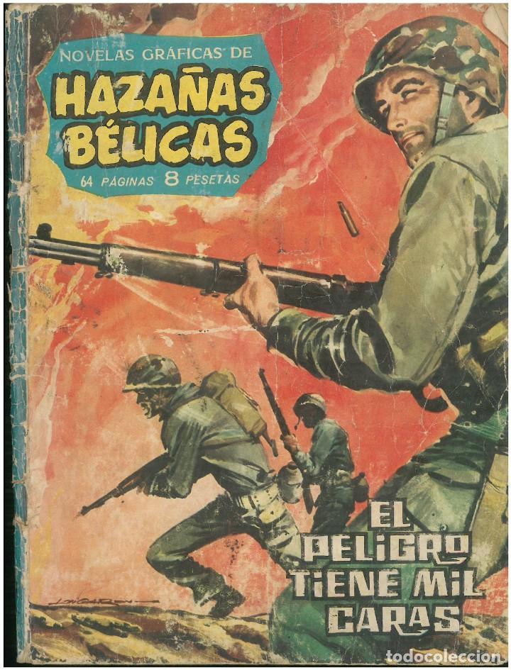 HAZAÑAS BELICAS. Nº 28. EDICIONES TORAY. 1961. C-82 (Tebeos y Comics - Toray - Otros)