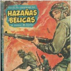 Tebeos: HAZAÑAS BELICAS. Nº 28. EDICIONES TORAY. 1961. C-82. Lote 288573883