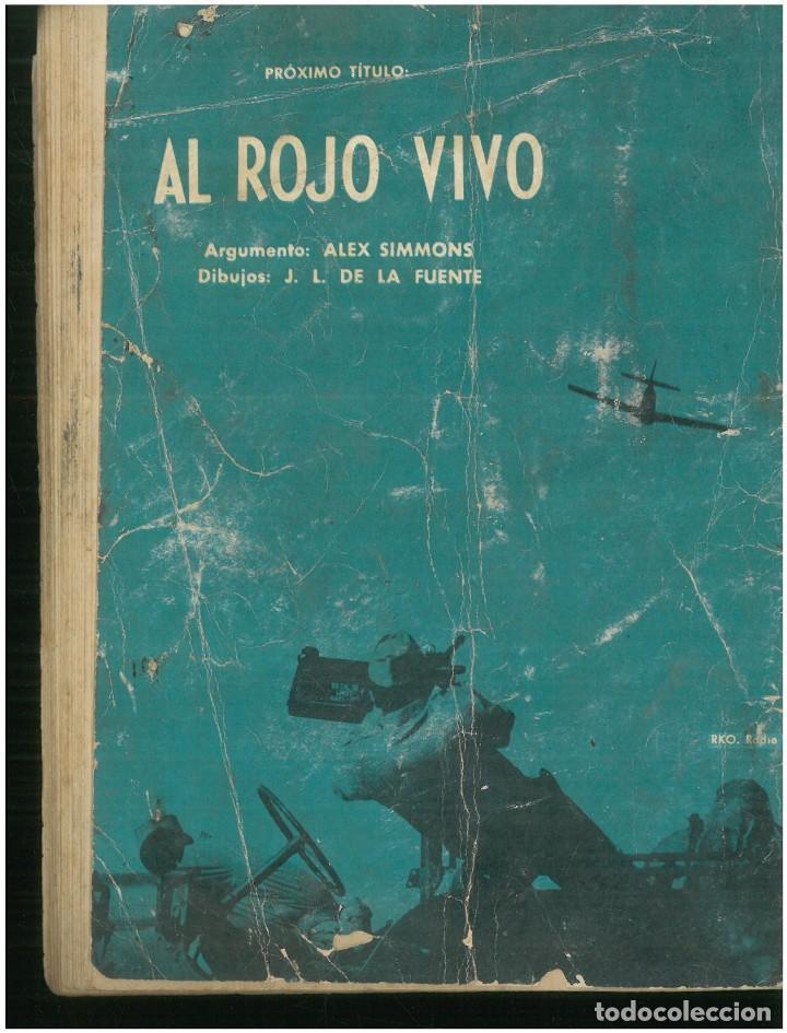 Tebeos: HAZAÑAS BELICAS. Nº 28. EDICIONES TORAY. 1961. C-82 - Foto 2 - 288573883