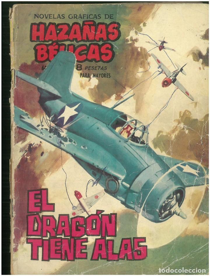 HAZAÑAS BELICAS. Nº 42. EDICIONES TORAY. 1961. C-82 (Tebeos y Comics - Toray - Otros)
