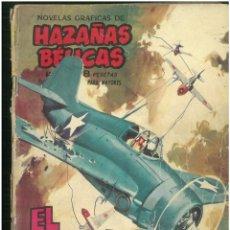 Tebeos: HAZAÑAS BELICAS. Nº 42. EDICIONES TORAY. 1961. C-82. Lote 288574978