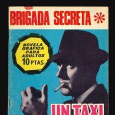 Tebeos: BRIGADA SECRETA - TORAY / NÚMERO 189. Lote 288583473