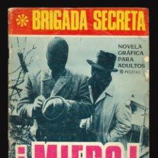 Tebeos: BRIGADA SECRETA - TORAY / NÚMERO 191. Lote 288584363