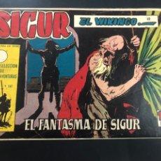 Tebeos: COMIC SIGUR EL WIKINGO Nº 32. Lote 288619768