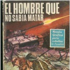 Tebeos: HAZAÑAS BELICAS. Nº 158. EDICIONES TORAY. 1961. C-82. Lote 288722723