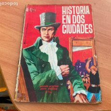 Tebeos: HISTORIA ENTRE DOS CIUDADES CHARLES DICKENS (ORIGINAL TORAY) (COIB207). Lote 289297388