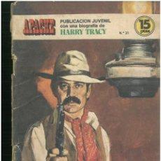 Tebeos: APACHE. Nº 31. EDICIONES TORAY. 1974. C-82. Lote 289357113