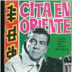 Tebeos: ESPIONAJE. Nº 8. EDICIONES TORAY. 1974. C-82. Lote 289360818