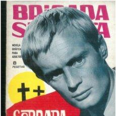 Tebeos: BRIGADA SECRETA. Nº 60. EDICIONES TORAY. 1962. C-82. Lote 289535838