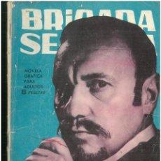 Tebeos: BRIGADA SECRETA. Nº 98. EDICIONES TORAY. 1962. C-82. Lote 289540398