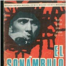 Tebeos: BRIGADA SECRETA. Nº 143. EDICIONES TORAY. 1962. C-82. Lote 289540528