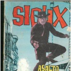 Tebeos: SIOUX. Nº 23. EDICIONES TORAY. 1964. C-82. Lote 289691963