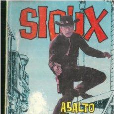 Tebeos: SIOUX. Nº 23. EDICIONES TORAY. 1964. C-82. Lote 289692158