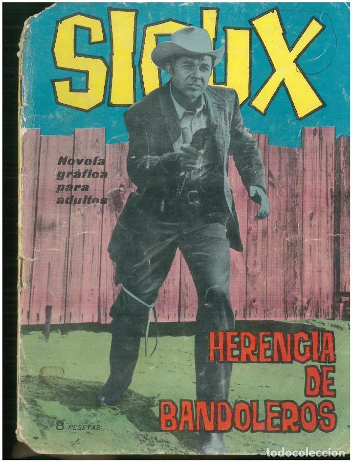 SIOUX. Nº 26. EDICIONES TORAY. 1964. C-82 (Tebeos y Comics - Toray - Sioux)