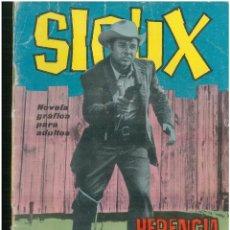 Tebeos: SIOUX. Nº 26. EDICIONES TORAY. 1964. C-82. Lote 289692743