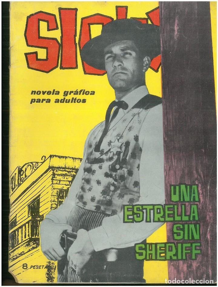 SIOUX. Nº 28. EDICIONES TORAY. 1964. C-82 (Tebeos y Comics - Toray - Sioux)