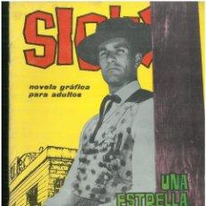 Tebeos: SIOUX. Nº 28. EDICIONES TORAY. 1964. C-82. Lote 289705343