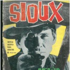 Tebeos: SIOUX. Nº 30. EDICIONES TORAY. 1964. C-82. Lote 289705868