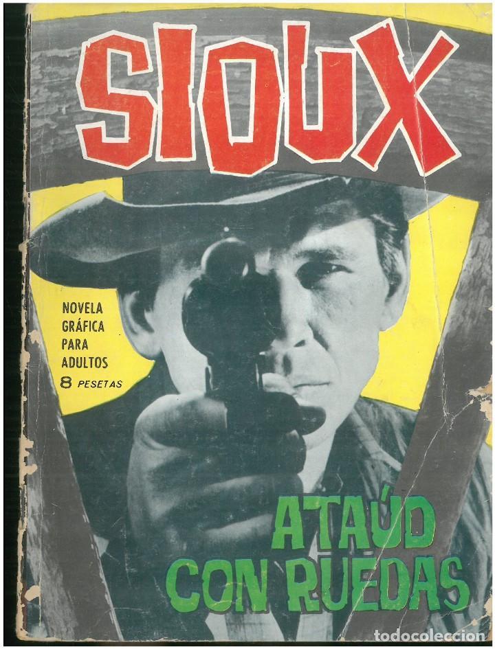 SIOUX. Nº 30. EDICIONES TORAY. 1964. C-82 (Tebeos y Comics - Toray - Sioux)