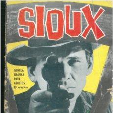 Tebeos: SIOUX. Nº 30. EDICIONES TORAY. 1964. C-82. Lote 289705998