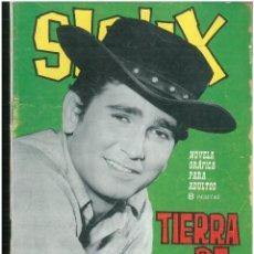 Tebeos: SIOUX. Nº 31. EDICIONES TORAY. 1964. C-82. Lote 289706513