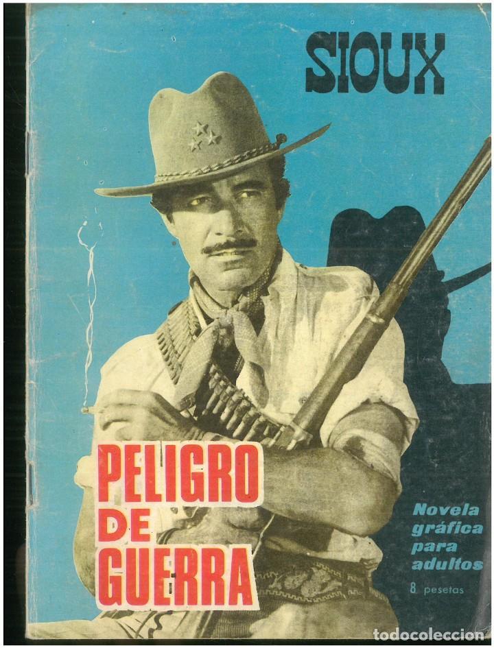SIOUX. Nº 42. EDICIONES TORAY. 1964. C-82 (Tebeos y Comics - Toray - Sioux)