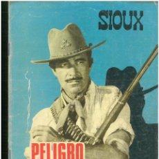 Tebeos: SIOUX. Nº 42. EDICIONES TORAY. 1964. C-82. Lote 289714183