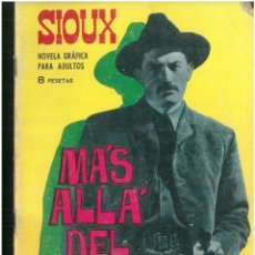 Tebeos: SIOUX. Nº 54. EDICIONES TORAY. 1964. C-82. Lote 289718733