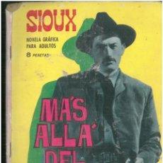 Tebeos: SIOUX. Nº 54. EDICIONES TORAY. 1964. C-82. Lote 289718898