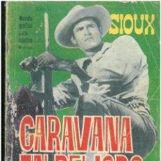 Tebeos: SIOUX. Nº 57. EDICIONES TORAY. 1964. C-82. Lote 289719143