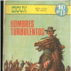 Tebeos: SIOUX. Nº 91. EDICIONES TORAY. 1964. C-82. Lote 289719958