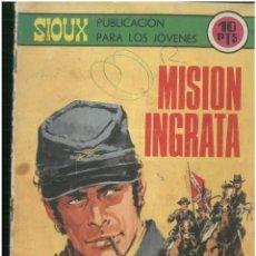 Tebeos: SIOUX. Nº 159. EDICIONES TORAY. 1964. C-82. Lote 289721183